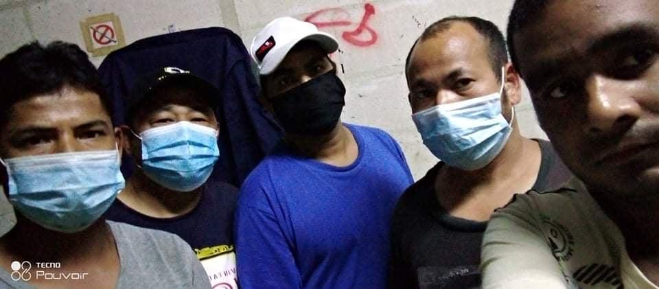 साउदीमा कम्पनीले निकालेपछि २४ नेपाली अलपत्र, नेपाली दूतावासकै कर्मचारीको उल्टै हप्कीदप्की (नाम  सहित)