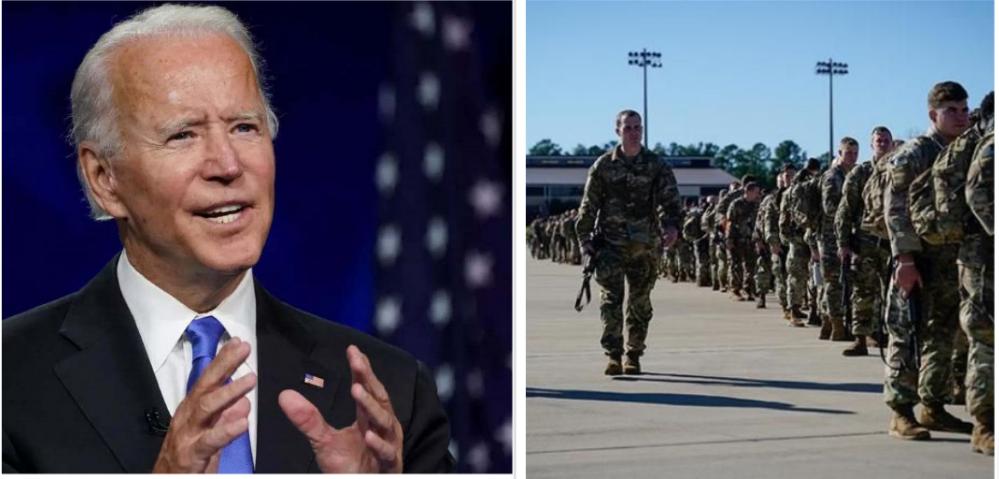 अमेरिकी सैनिकलाई अफगानिस्तानमा युद्ध गर्न नपठाउने : अमेरिकी राष्ट्रपति जो बाइडेन