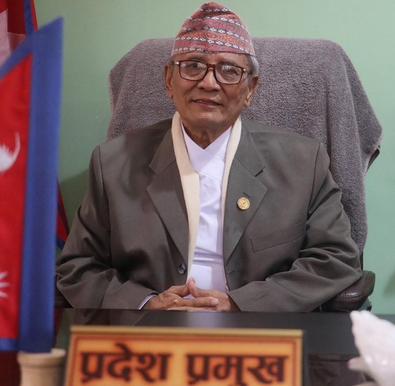 लुम्बिनीमा अमिक शेरचन र गण्डकीमा पृथ्वीमान गुरुङ प्रदेश प्रमुखमा नियुक्त