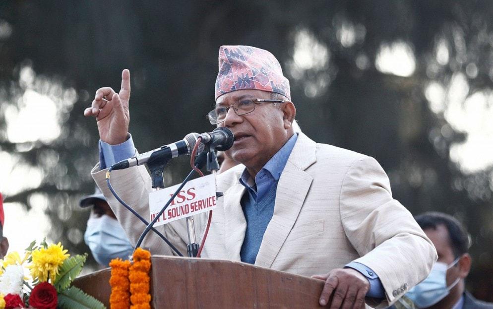कम्युनिस्ट एकता बृहत् हुन्छः नेता नेपाल