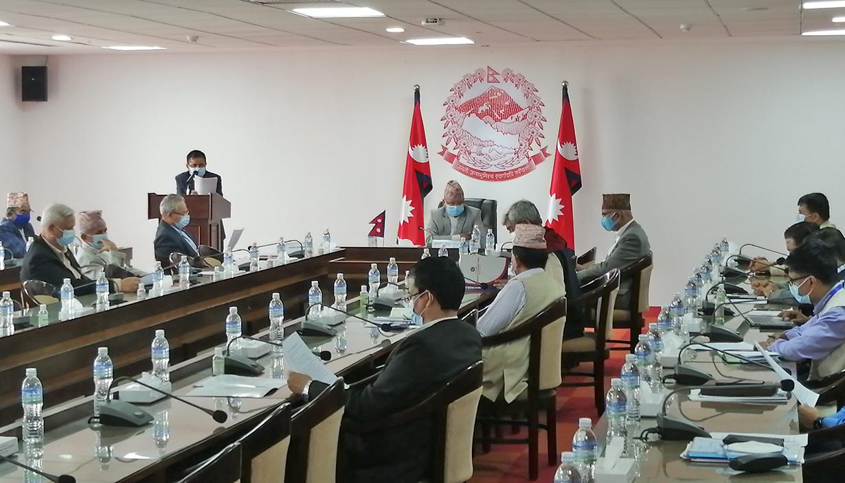 नेपाल र भारतबीचका २२ नाका बन्द गर्न सीसीएमसीको सिफारिस