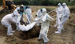 भारतमा पछिल्लो २४ घण्टामा तीन हजार ४१७ जनाको मृत्यु