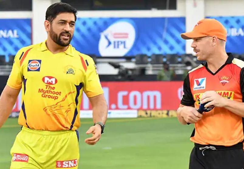 आईपीएल : चेन्नई सुपर किंग्स र सनराइजर्स हैदराबाद भिड्दै