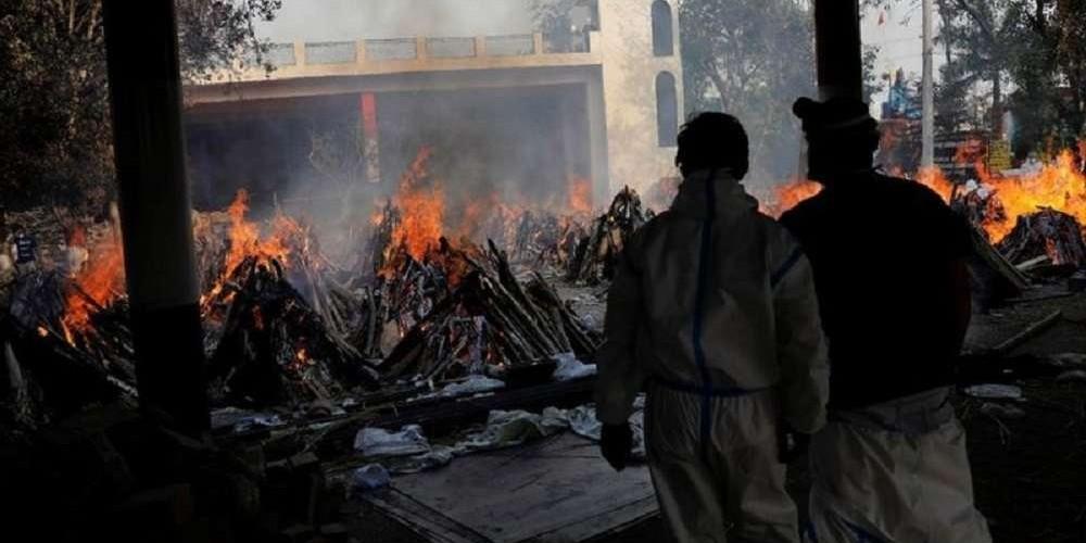 भारतमा एकैदिन ३ हजार ६४५ कोरोना संक्रमितको मृत्यु,३ लाख ७९ हजारमा संक्रमण पुष्टि