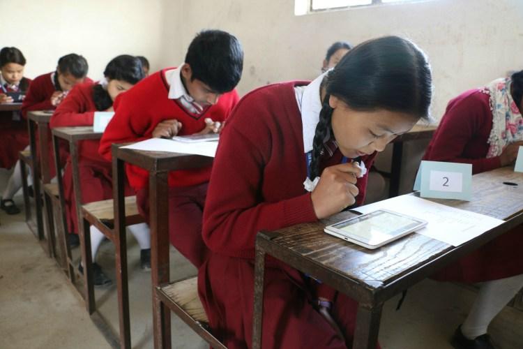 एस इ इ प्रि बोर्ड परीक्षा आज बाट सुरु