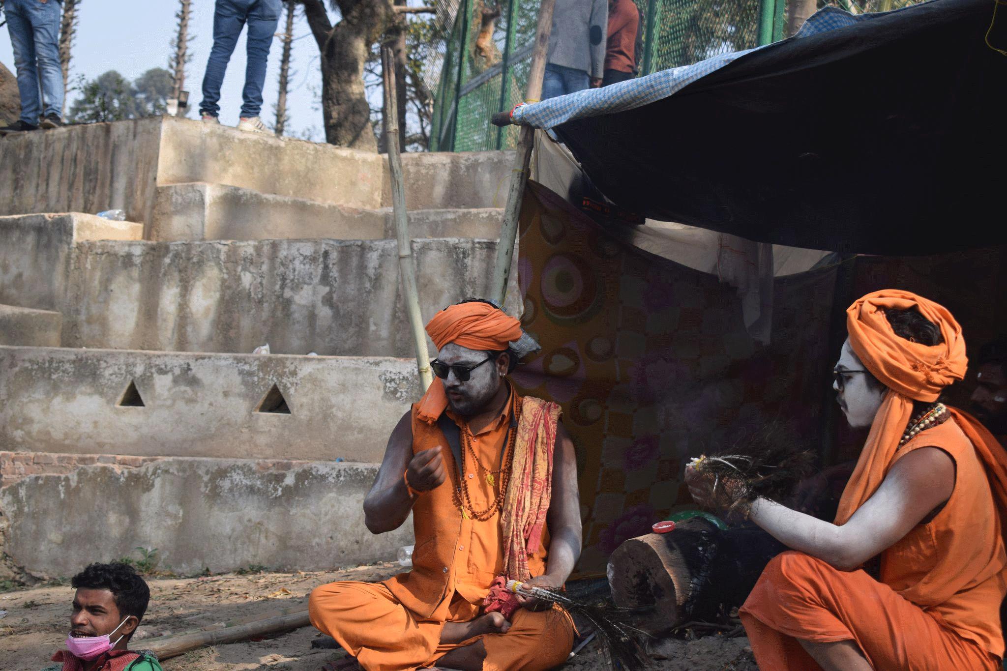 पशुपतिनाथमा महाशिवरात्रीको रौनक (फोटोफिचर)