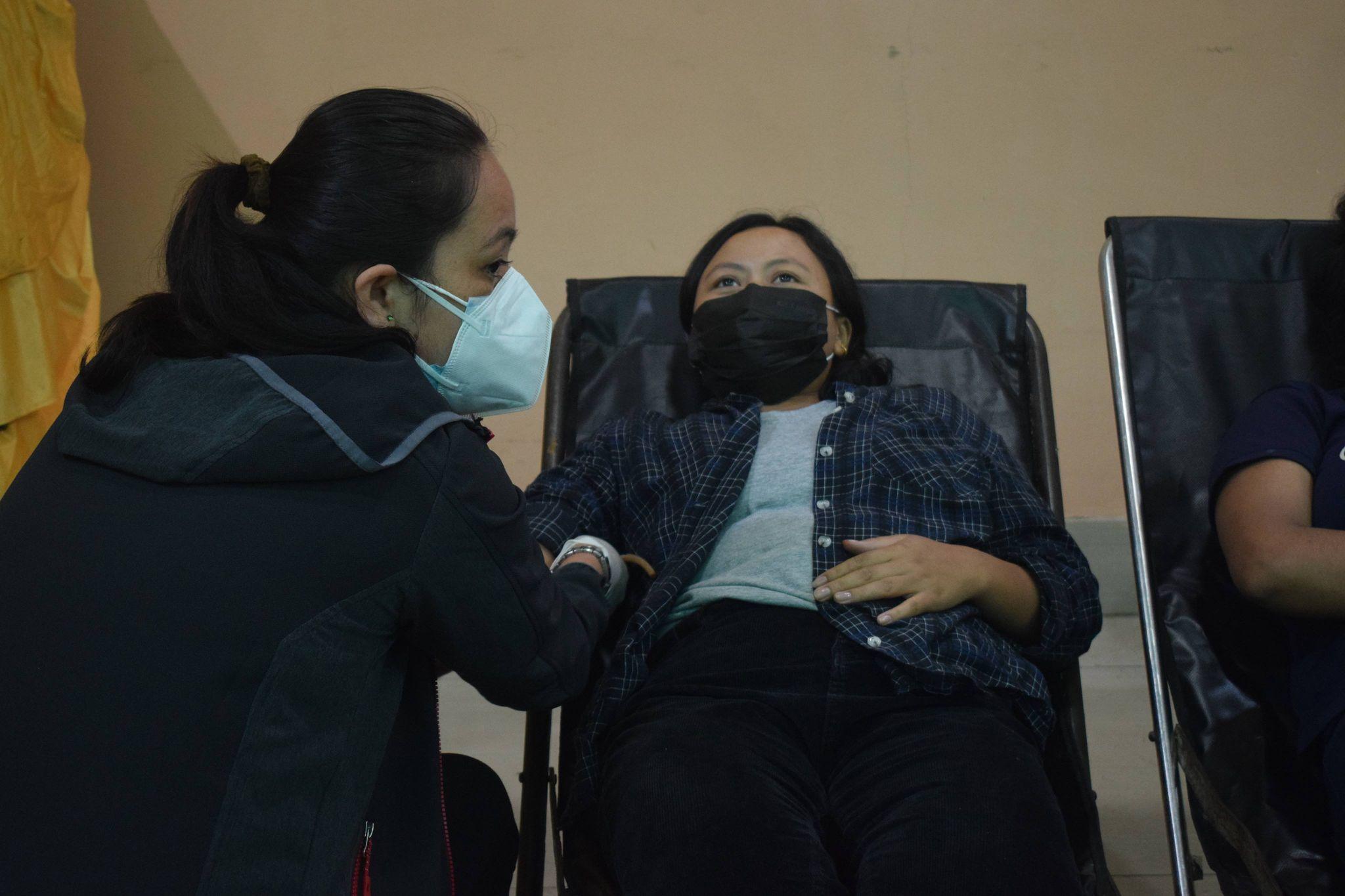 मदन भण्डारी रक्तसंचार कोषद्धारा बौद्धमा रक्तदान,२० पीन्ट भन्दाबढी रगत संकलन