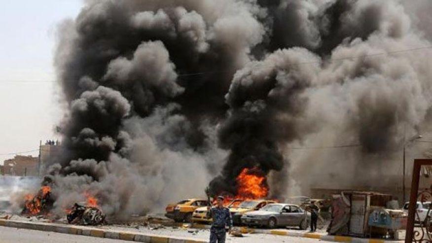 इराकको राजधानी बग्दादमा बम आक्रमण : इस्लामिक स्टेट (आइएस) ले लिए बिस्पोटको जिम्मेवारी
