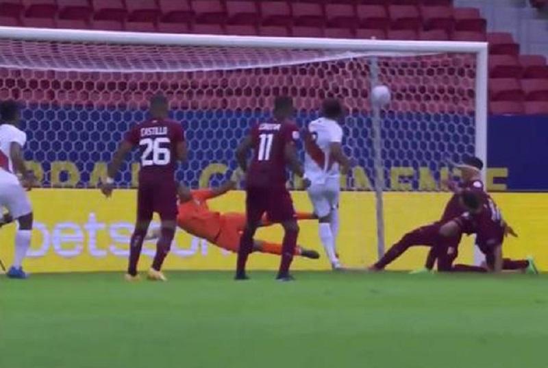पेरु कोपा अमेरिका फुटबलको क्वार्टर फाइनलमा