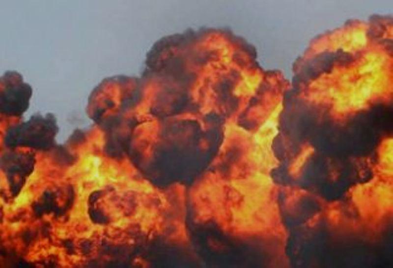 आगलागीबाट २५ घर जलेर नष्ट