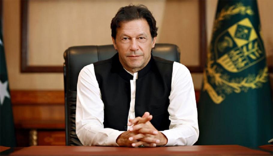 प्रधानमन्त्री देउवालाई पाकिस्तानी प्रधानमन्त्री खानको बधाई