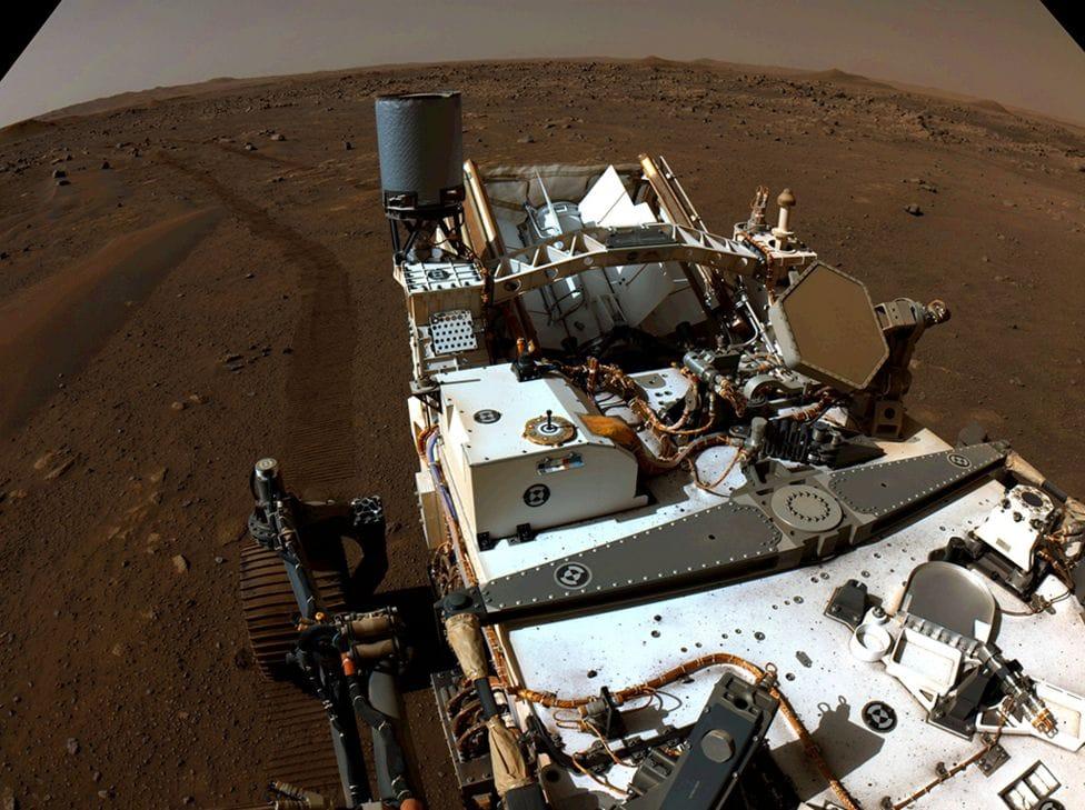 नासाको यान मंगलग्रहको ढुंगाको नमूना लिने तयारीमा