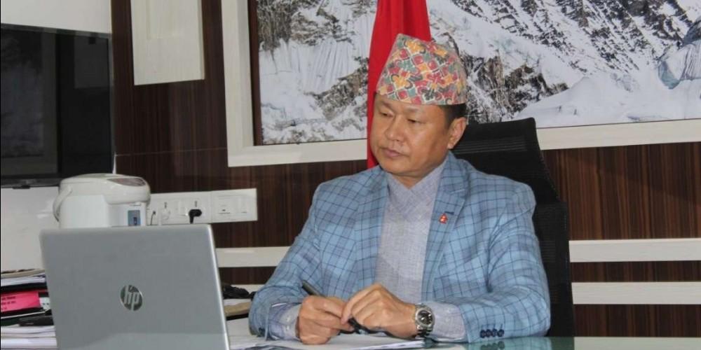प्रदेश १ का मुख्यमन्त्री राईको सम्पर्क कार्यालय काठमाडौंमा,मासिक साढे ३ लाख भाडा